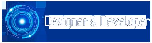 Designer & Developer Logo